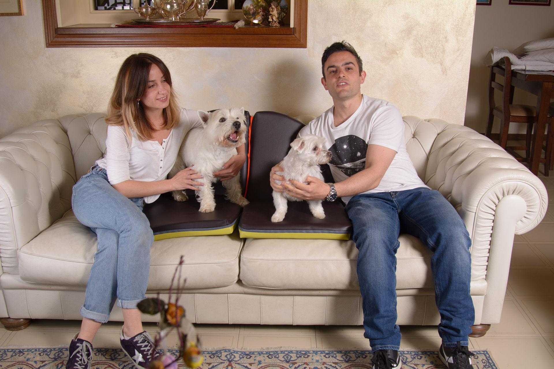 Cuscino anallergico per cani