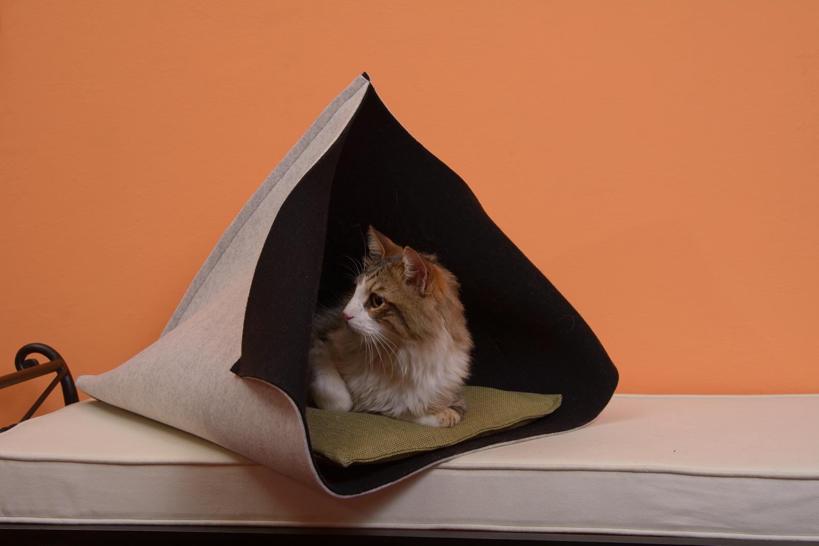 Cuccia comoda gatto