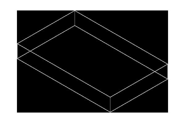 Forma rettangolare