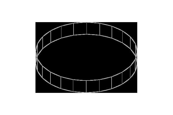 Forma rotonda